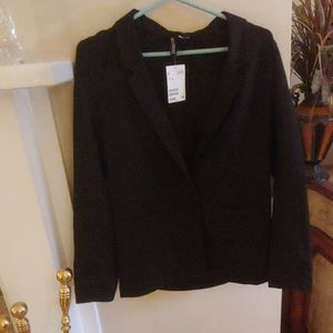 H&M divided size 4 new with tags black blazer